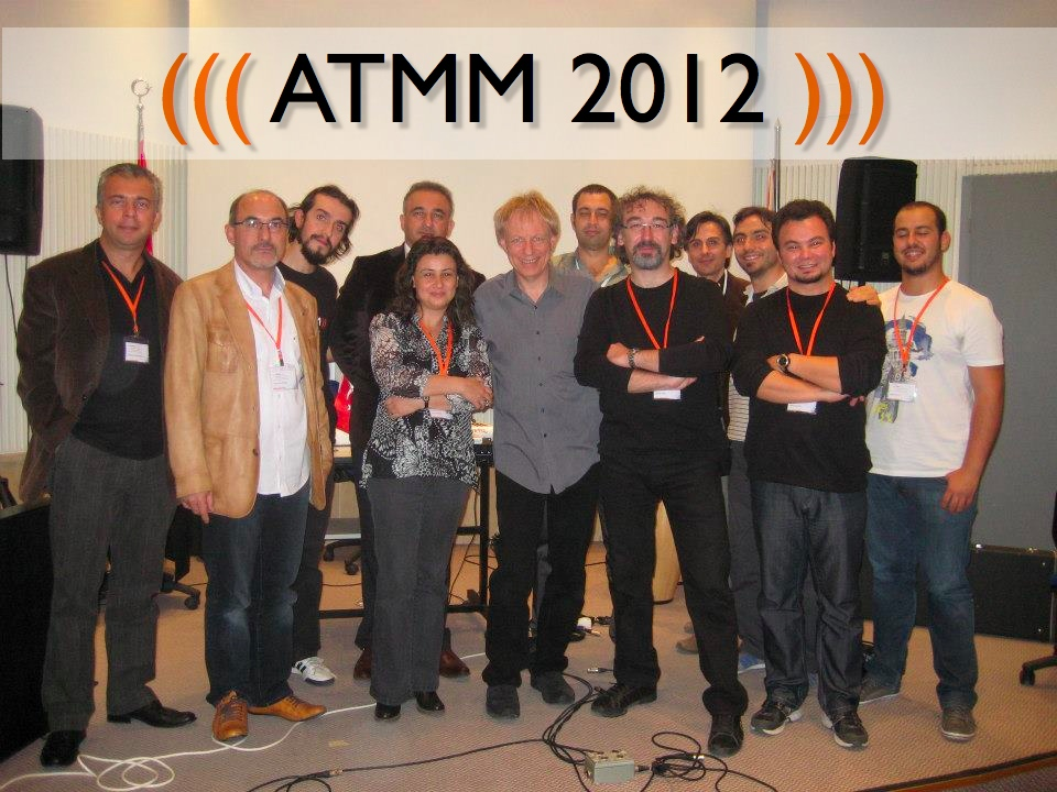 ATMM 2012