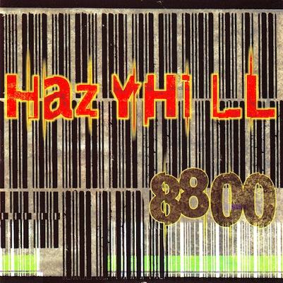 Hazy Hill - 8800 (2000)