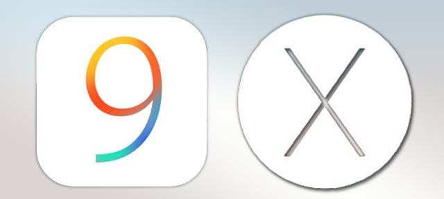 iOS9_OSXElCapitan